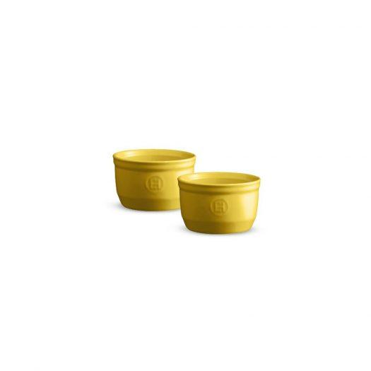 Henry Ramekin Set, Yellow