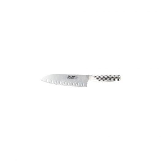 Fluted Santoku Knife