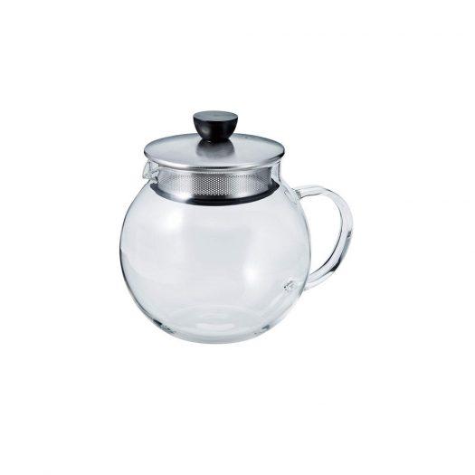 Jumping Leaf Tea Pot Clear