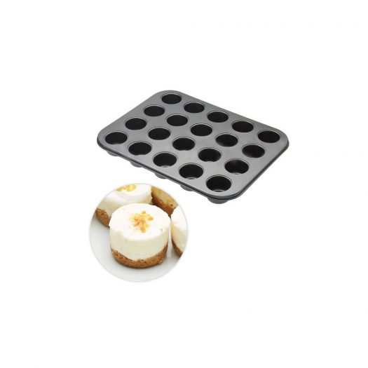 Mini Cheesecake Loose Base Pan