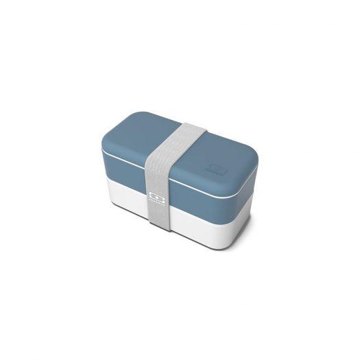 Original Bento Lunch Box, Denim