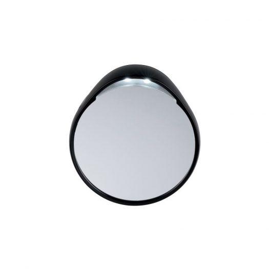 Tweezemate Lighted Mirror 10x Magnification