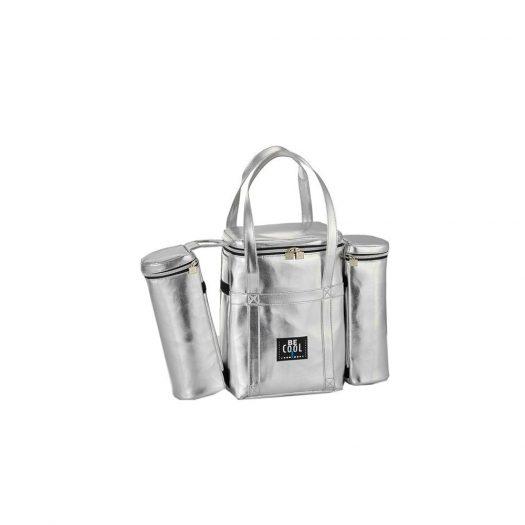 Silver Bag w/2 Bottle cooler 11.5L