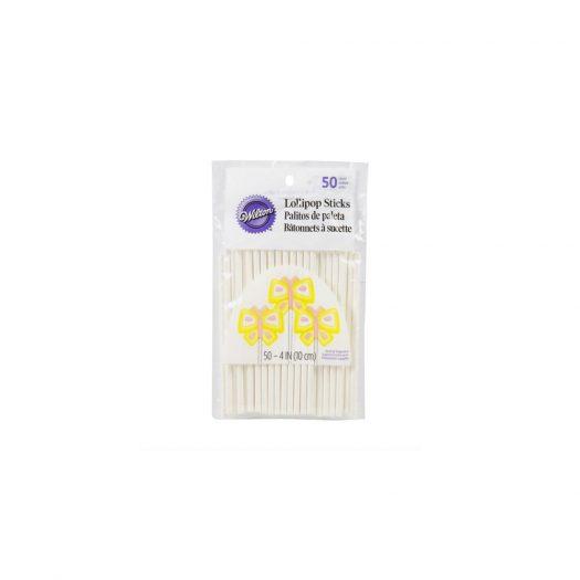 4-inch Lollipop Sticks
