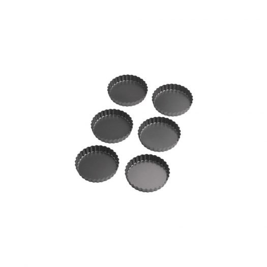 Perfect Results Round Tart / Quiche Pan Set, 4 In.