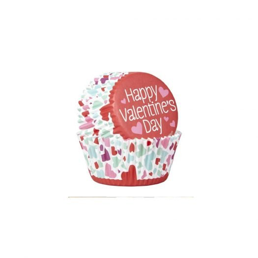 Valentine's Day Baking Cups Combo Kit