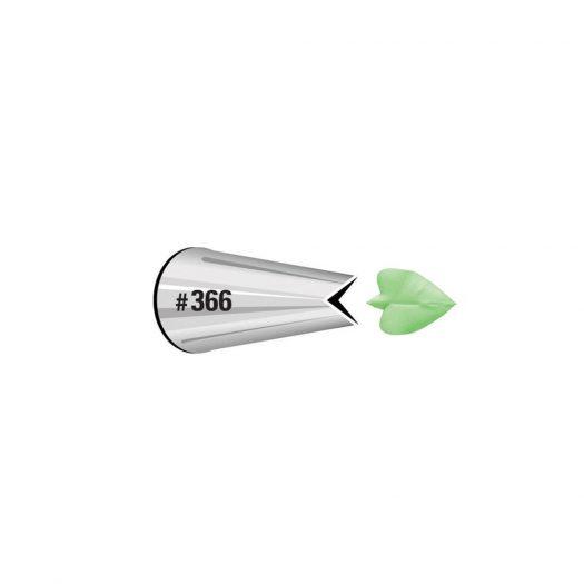 Leaf Large Tip # 366, Carded