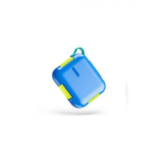 Neat Bento Box with 2 Compartments, Blue