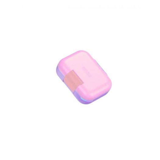 Neat Bento Box, Junior Pink