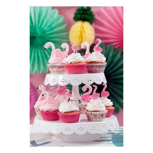 Baking Cups Flamingo Pack, 36pcs