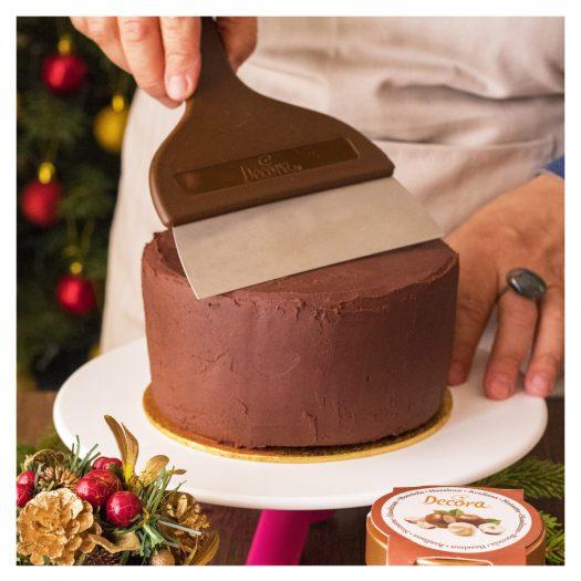 Chocolate Scraper, 14cm