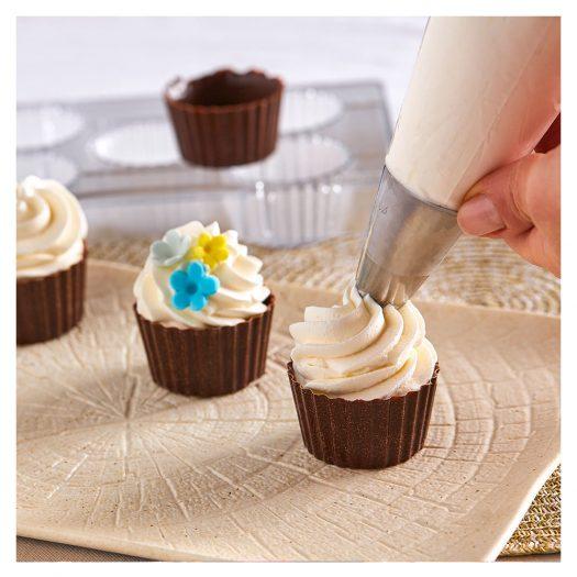 Cupcake Case Chocolate Mold
