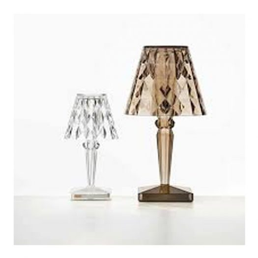 Big Battery Dimmable Table Light