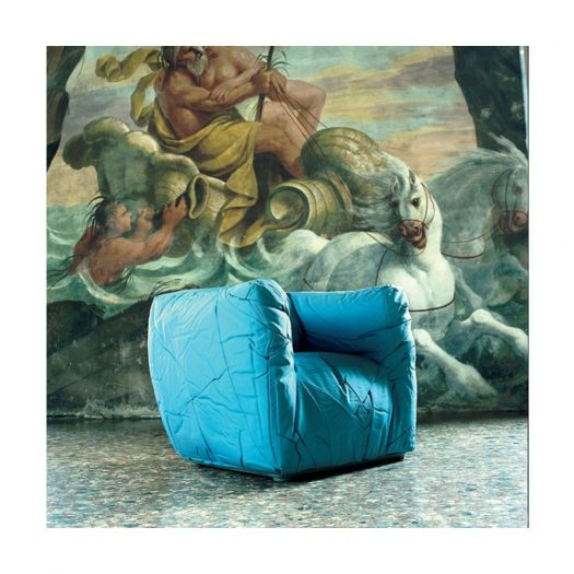 Sponge Leather Chair
