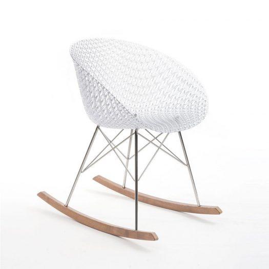 w Tokujin Yoshioka Smatrik Rocking Chair