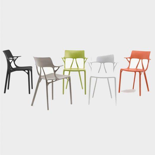w Philippe Starck AI Chair