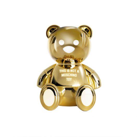 Moschino Gold Toy Bear Light