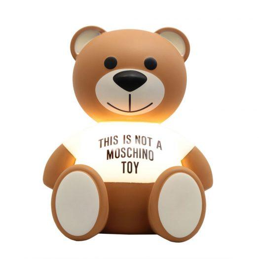 Moschino by Jeremy Scott Toy Bear Light