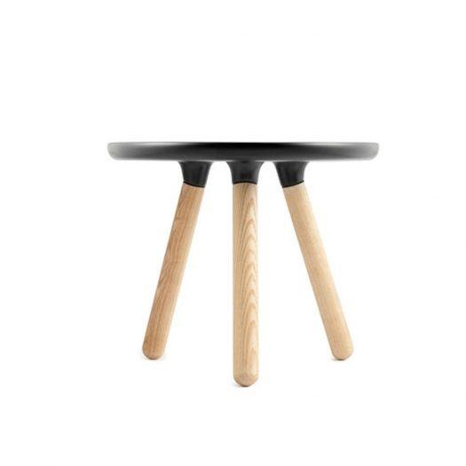 Tablo Side Table Small Black