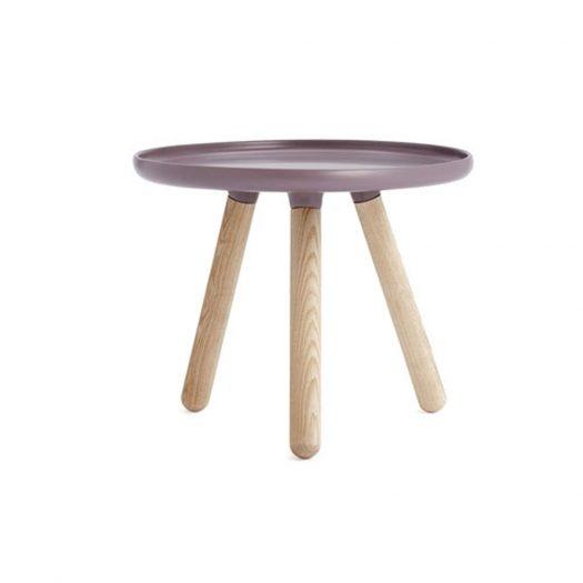 Tablo Side Table Small Warm Grey