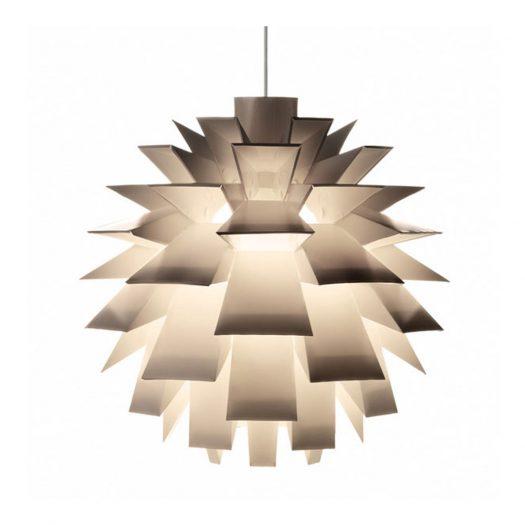 White Norm 69 XL Lamp Puzzle