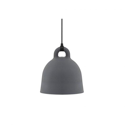Bell Suspension Light Grey Small