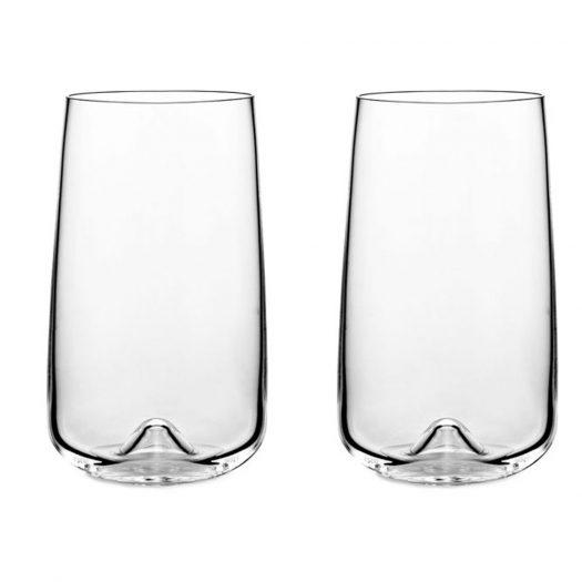 Long Drink Glasses 2pcs Set