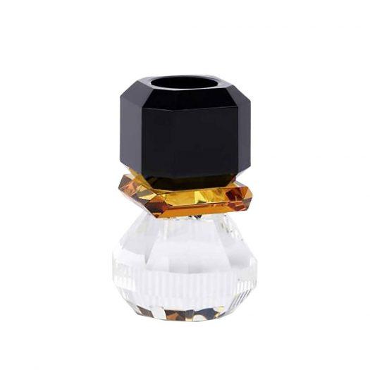 Phoenix T-light Crystal Candle Holder 14.5cm