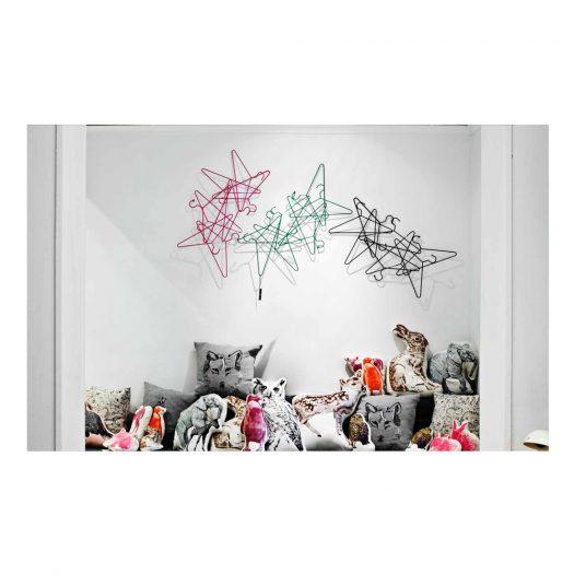 Pink Hang On Wall Hanger
