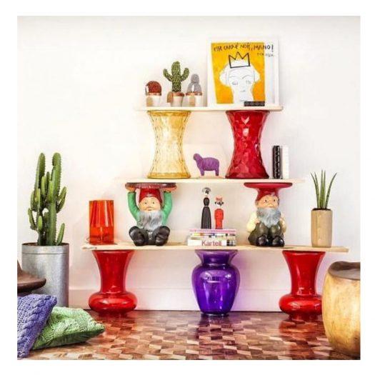 w Philippe Starck La Boheme 2 Stool or Table