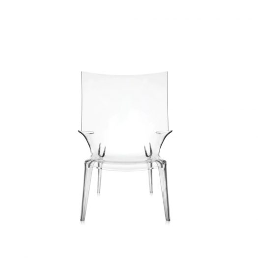 Uncle Jim Armchair Crystal Philippe Starck