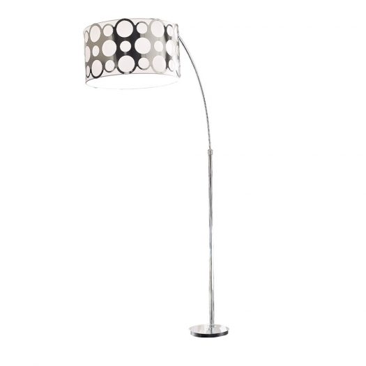 JG 105 Arching Floor Lamp