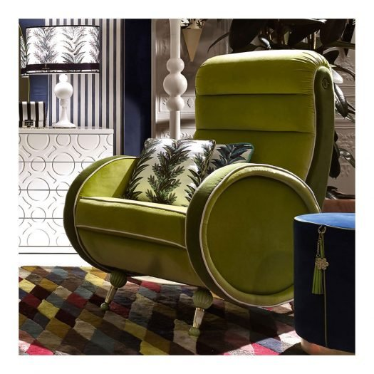 JG 130/60 Green Armchair