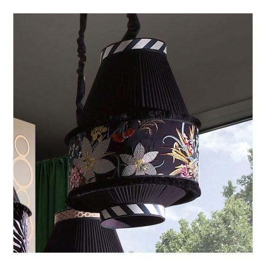 JL 114 Floral Pendant Light