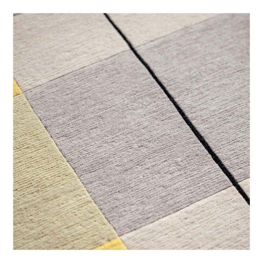 Composizione 57 10 Carpet by Manlio Rho