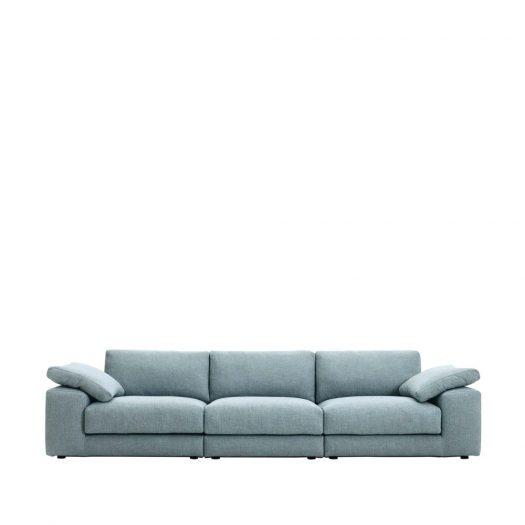 Dante Gray Sofa