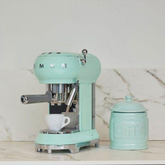 Espresso Coffee Machine, ECF01PGUK