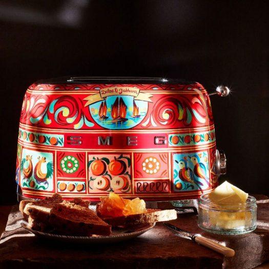 Dolce & Gabbana 2 Slice Toaster, TSF01DGUK