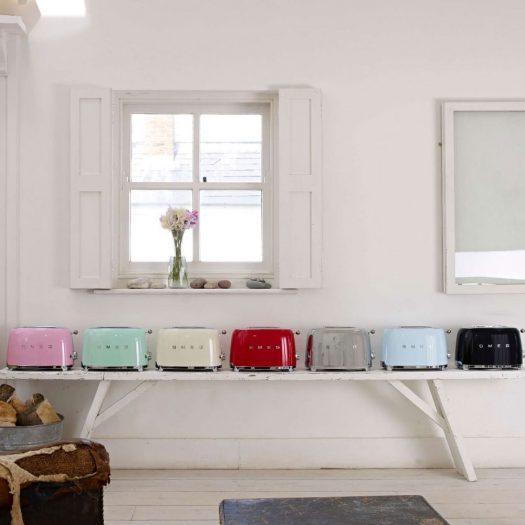 2 Slice Toaster, TSF01PKUK