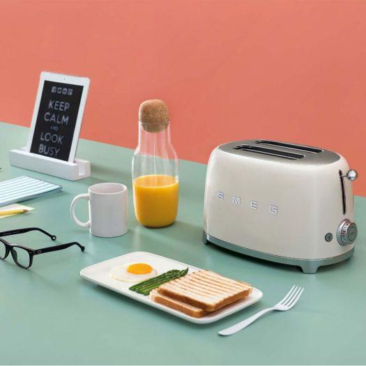 2 Slice Toaster, TSF01CRUK