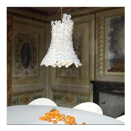 Bloom Suspension Light – Crystal