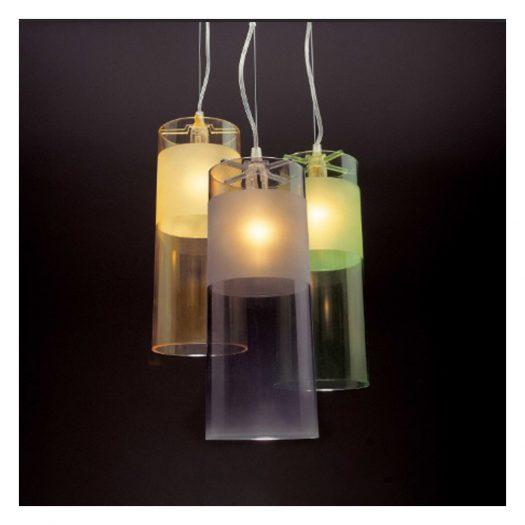 Ferruccio Laviani – Easy Suspension Light Grey