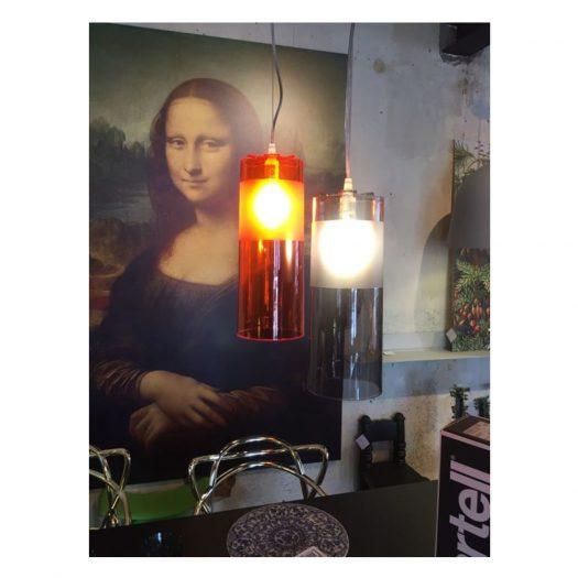Ferruccio Laviani – Easy Suspension Light Orange