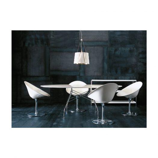 Ferruccio Laviani – Ge Solid Finish White Gold