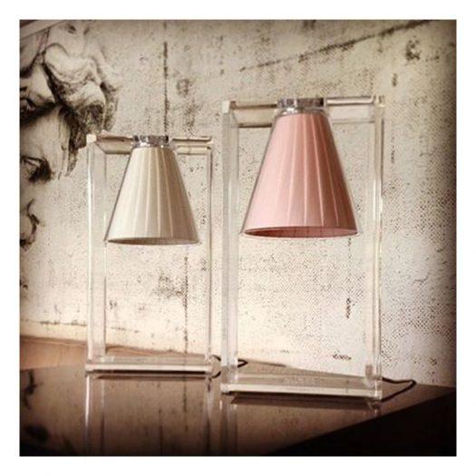 Light Air Table Light Pink