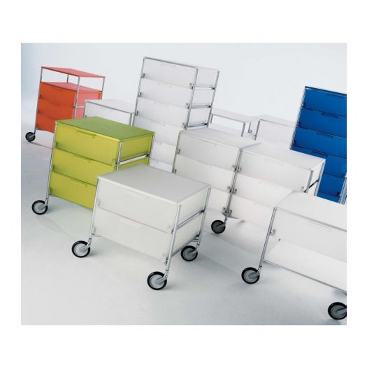 Mobil Container 2 Drawers