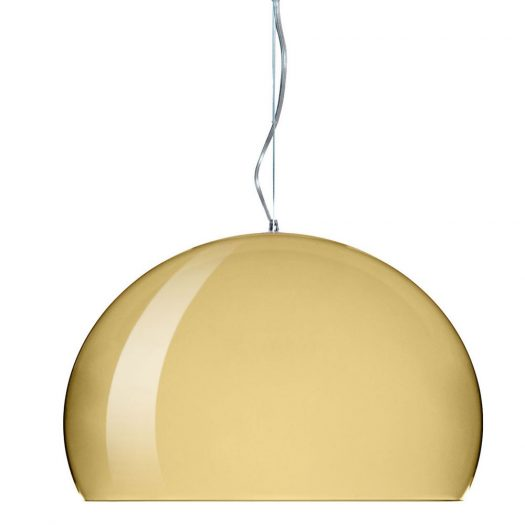 Small FLY Suspension Light Gold