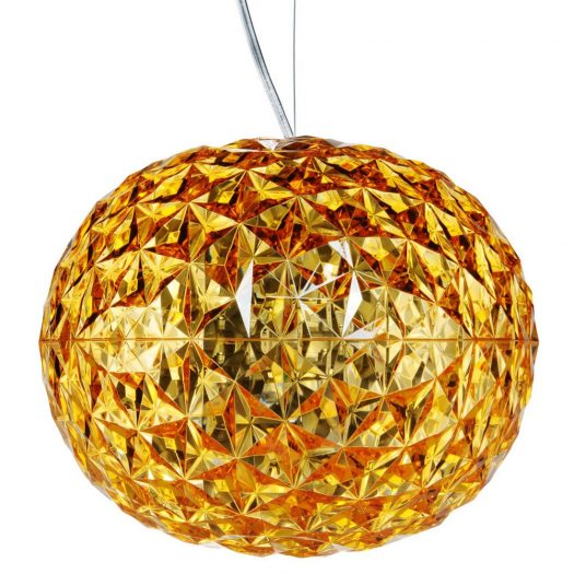 Planet Suspension Light Yellow