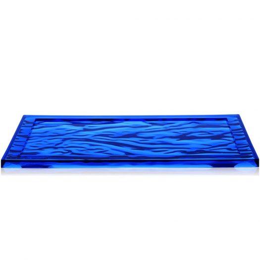 Mario Bellini – Dune Tray Large Blue