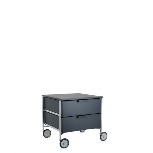 Mobil Container 2 Drawers with Wheels